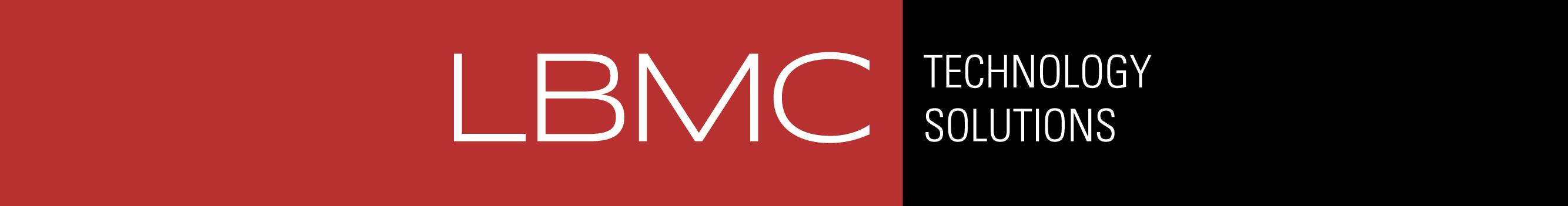 LBMCTech Logo Header