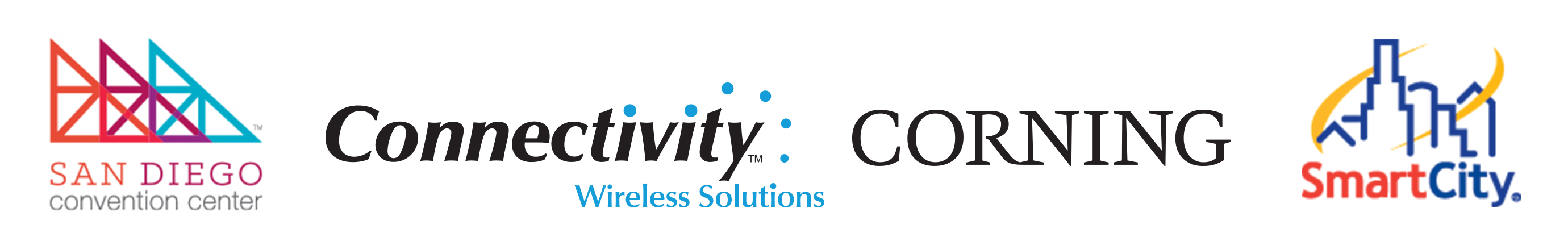 Connectivity Wireless Solutions, Corning Optical Communications, San Diego Convention Center and Smart City