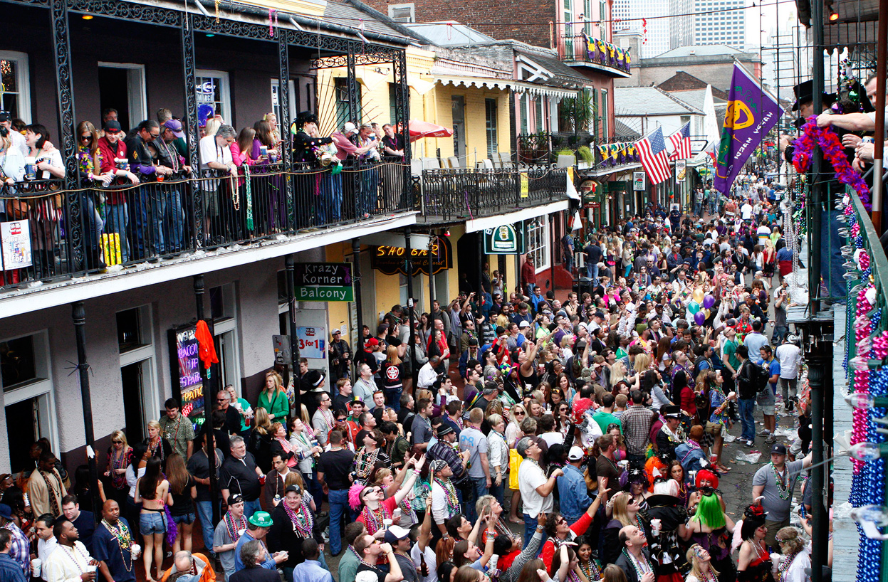 New Orleans Party