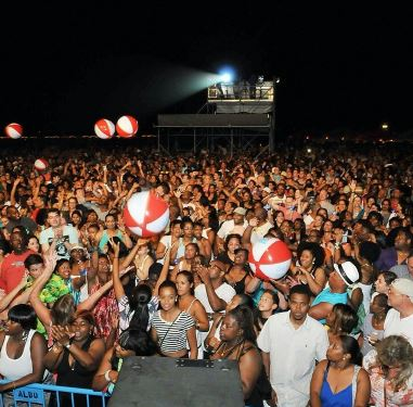 Soul beach music festival 2019