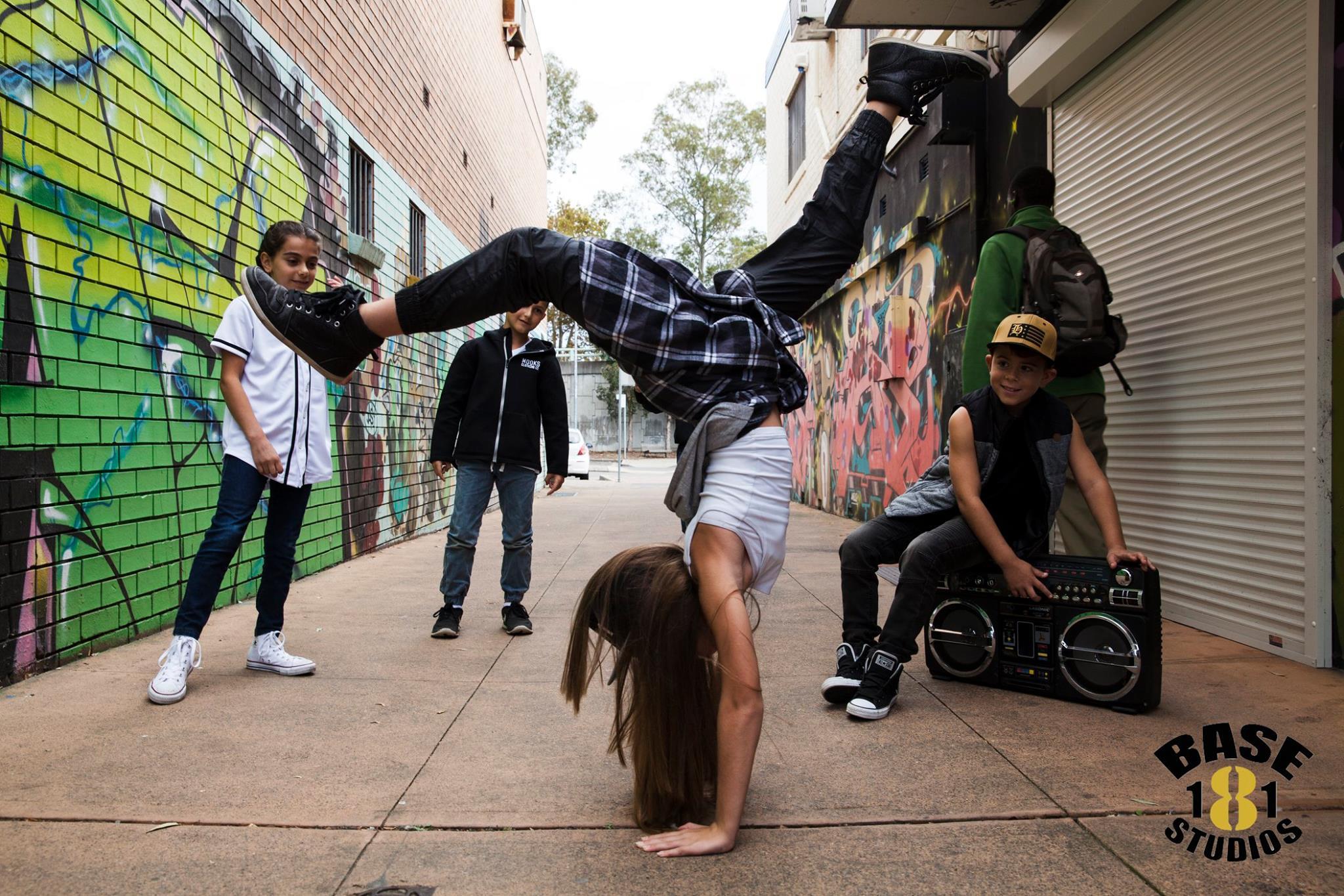 Base Dance Crew
