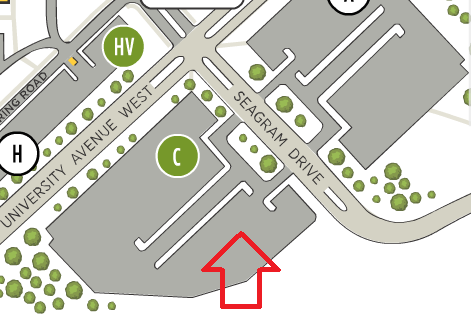 Map to Lot C