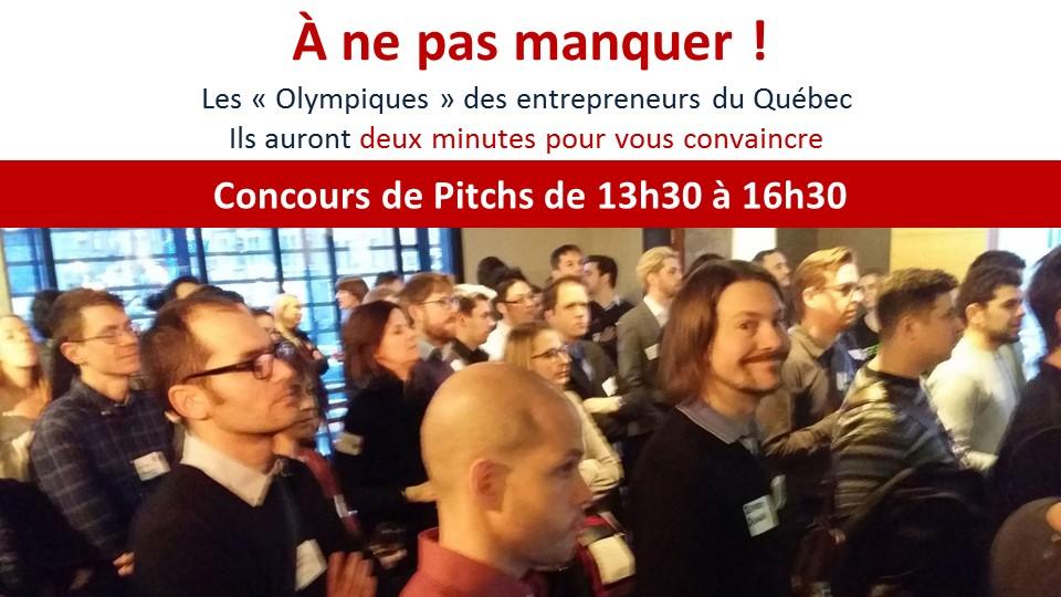 Concours Elevator pitchs entrepreneurs à M-Style