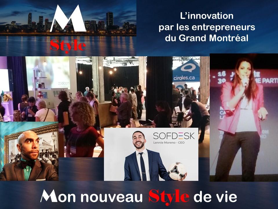 Rencontrez les entrepreneurs innovants de Montréal