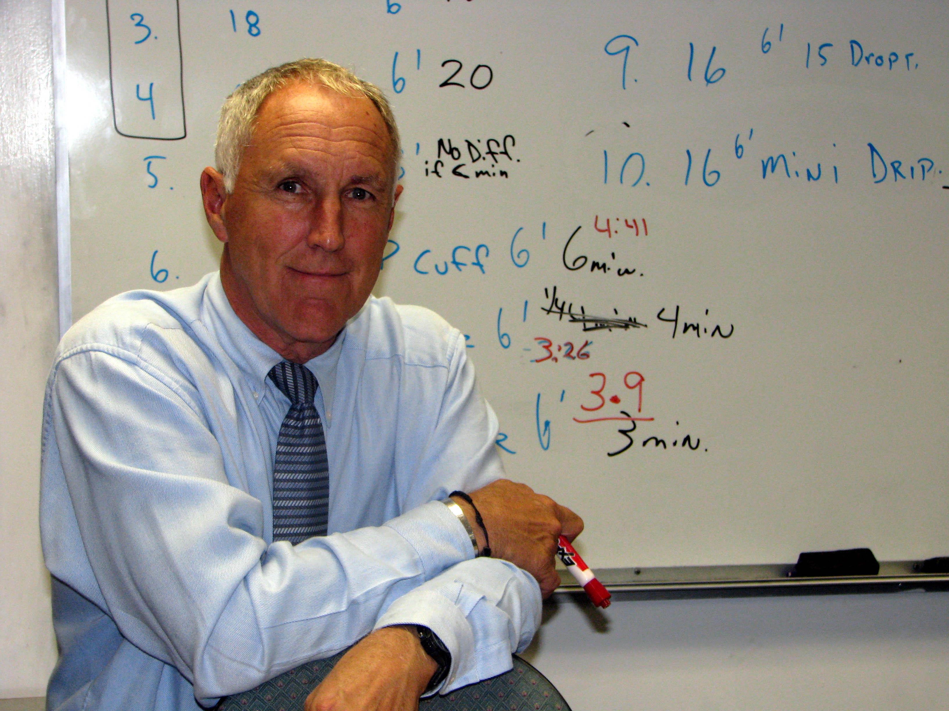Dr Baxter Larmon