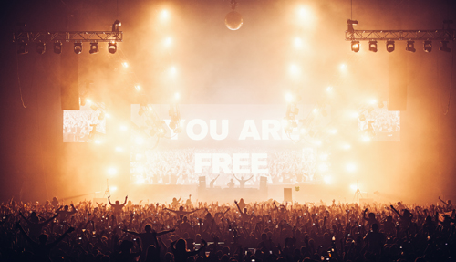 Above & Beyond Sacramento 2016 pic