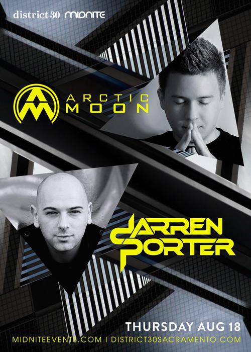 Arctic Moon & Darren Porter D30 Sacramento