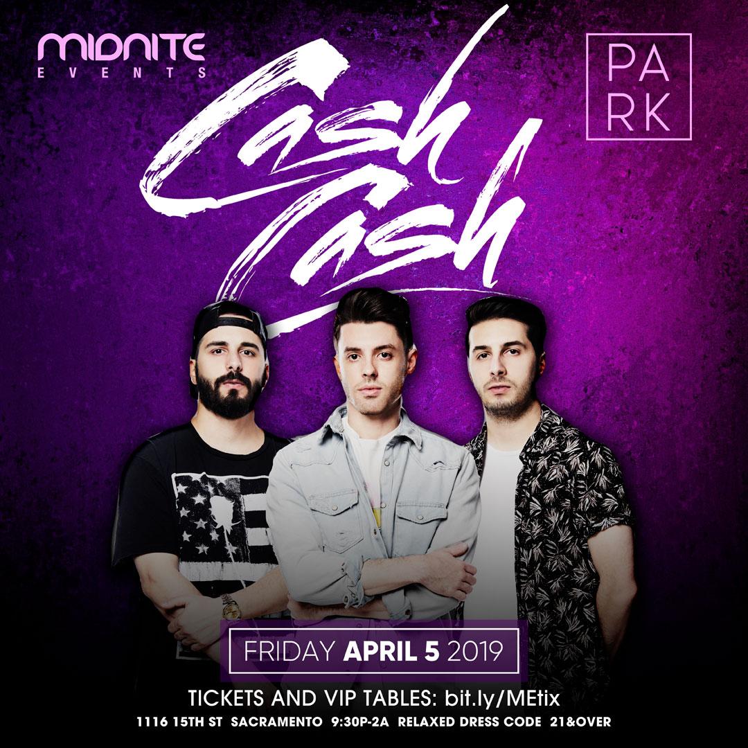 Cash Cash 2019