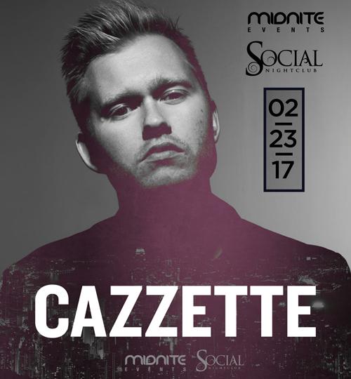 Cazzette Sacramento 2017