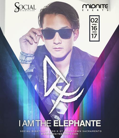 Elephante Sacramento 2017