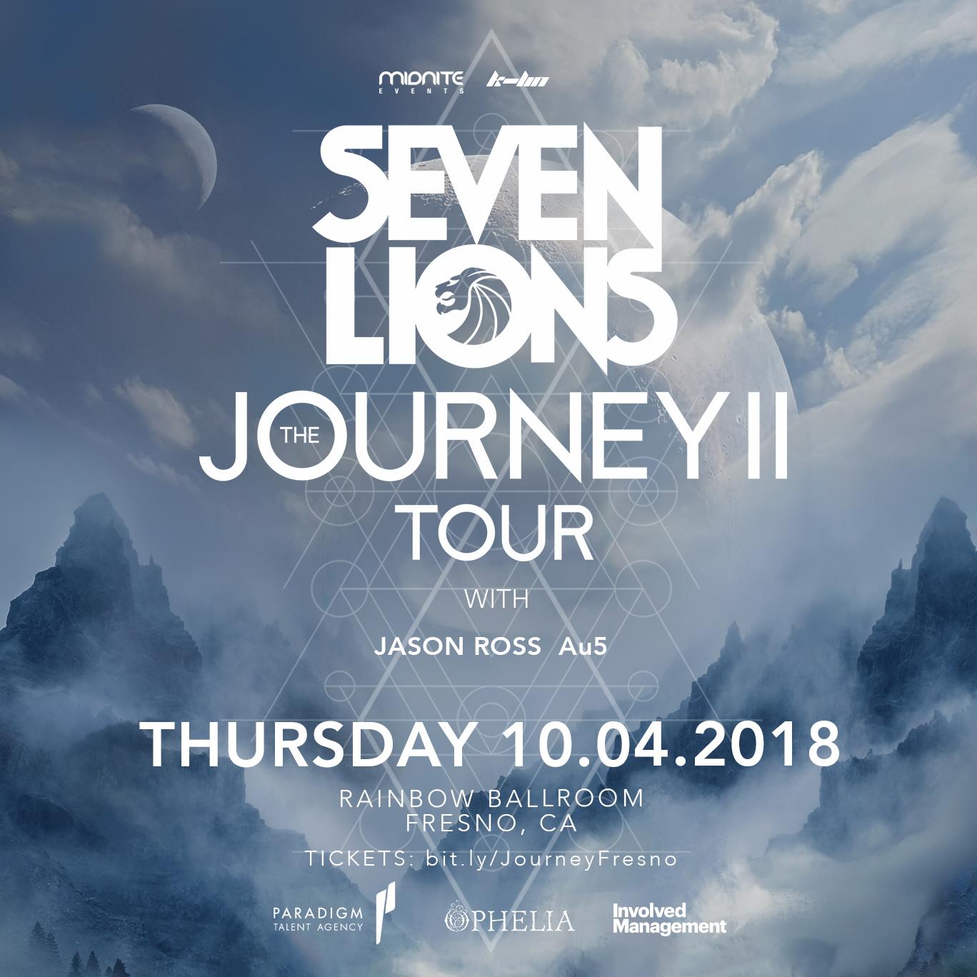 Journey Fresno 2018