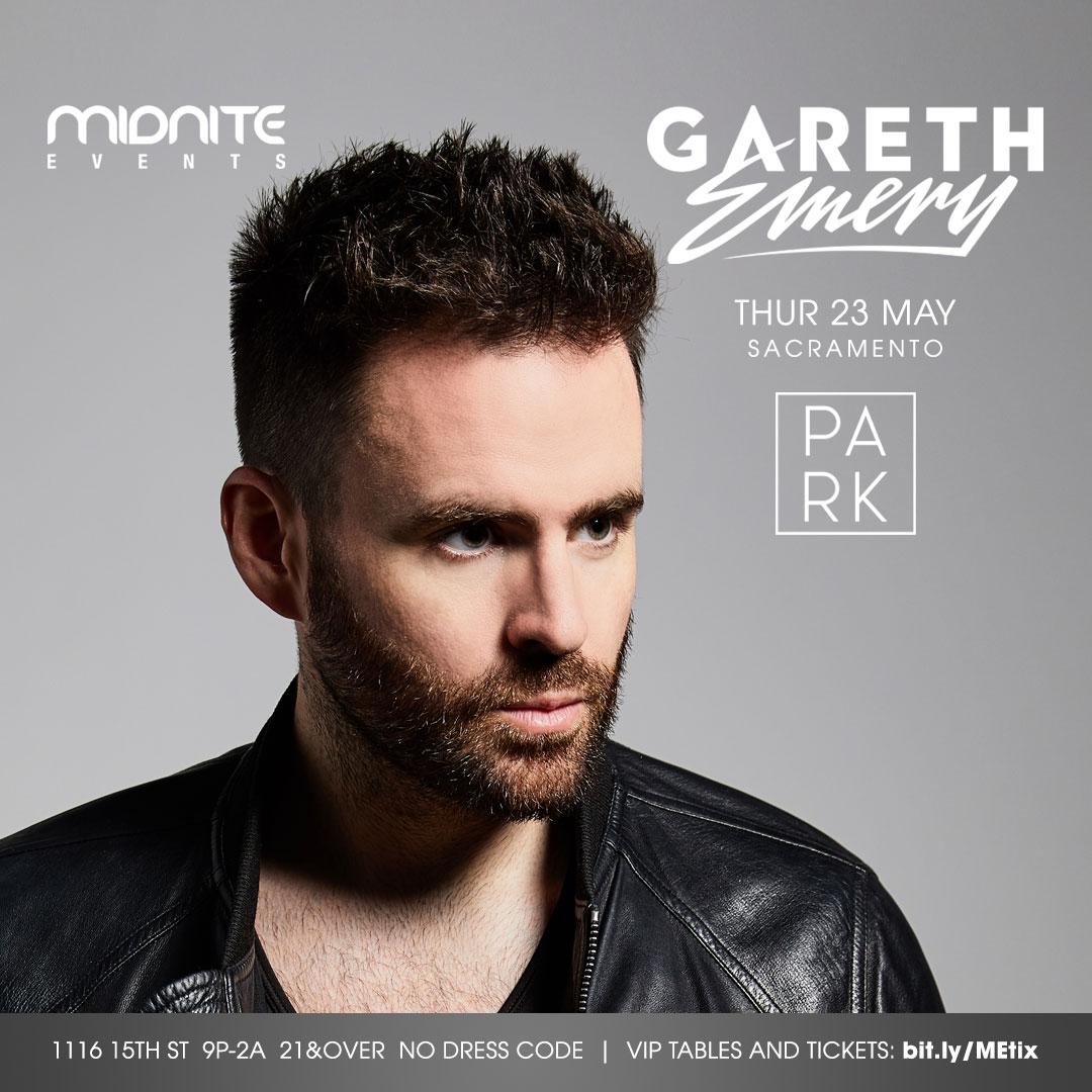 Gareth Emery 2019