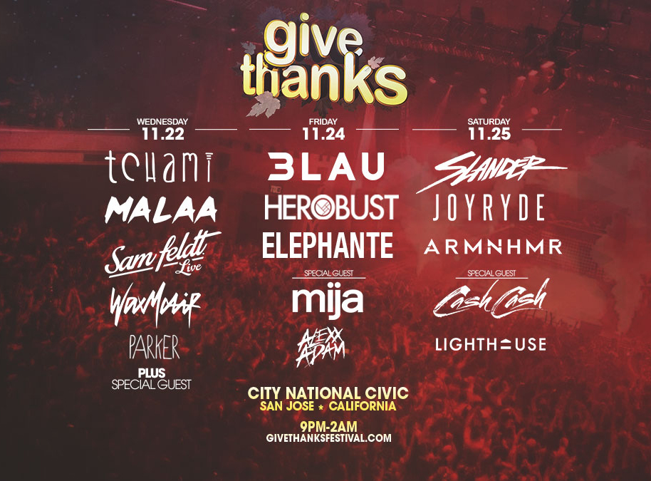 Give Thanks 2017 final