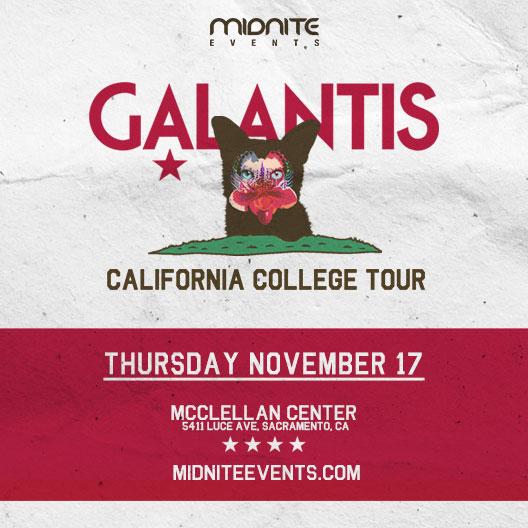 Galantis Sacramento 2016