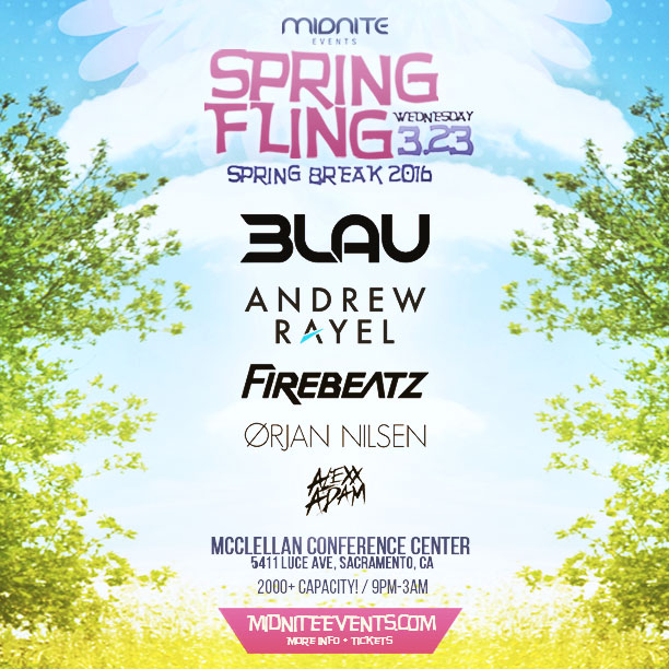 events spring fling barfly tour