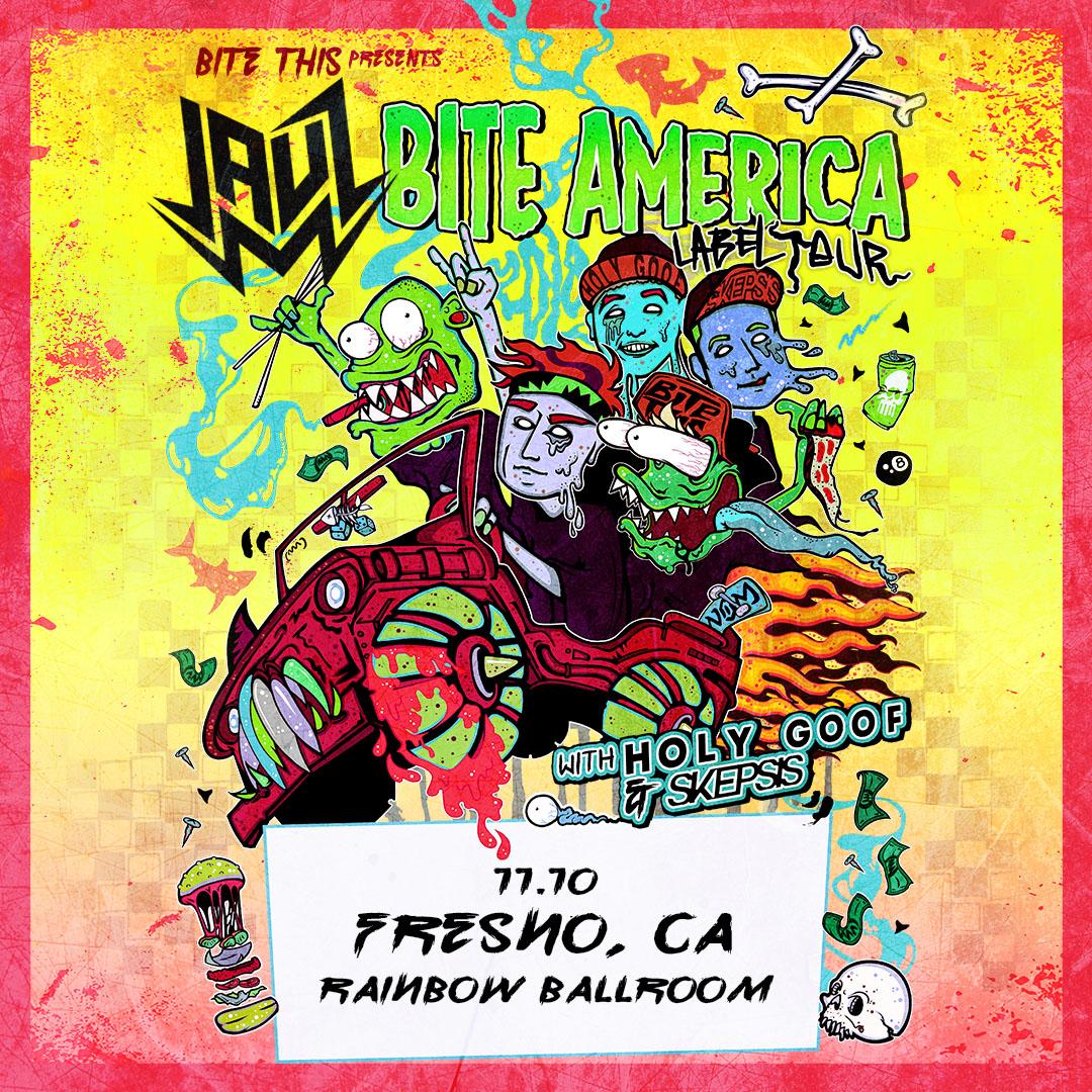 Jauz Fresno 2018