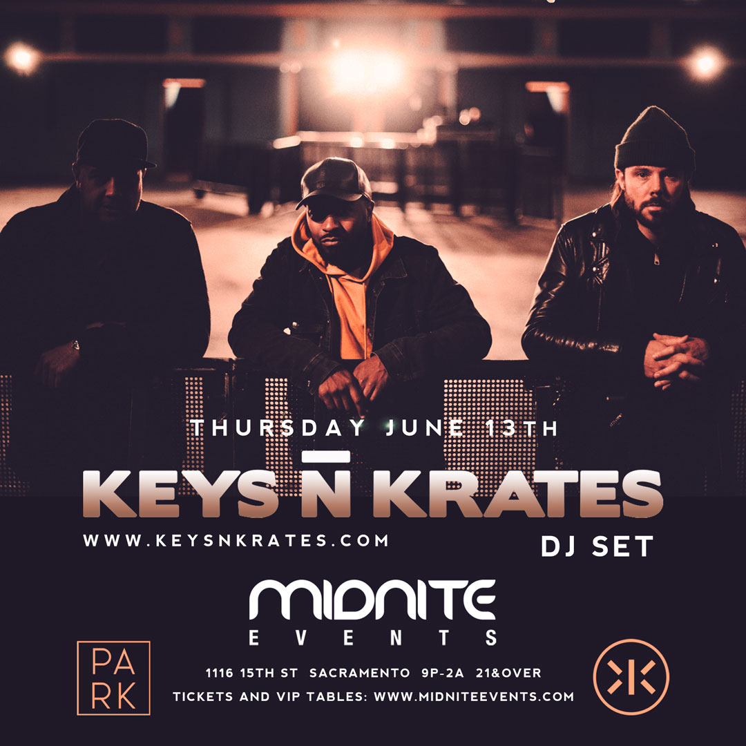 Image result for midnight KEYS N KRATES