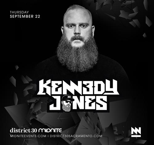 Kennedy Jones D30 Sacramento 2016