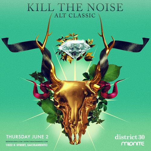 Kill The Noise Sacramento 2016