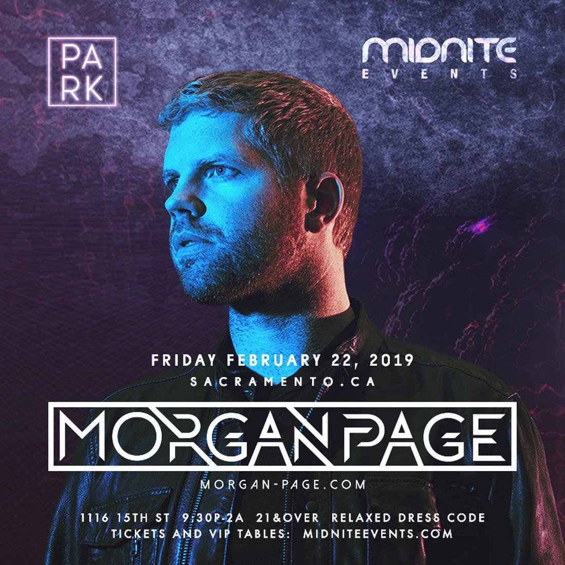 Morgan Page Sacramento 2019