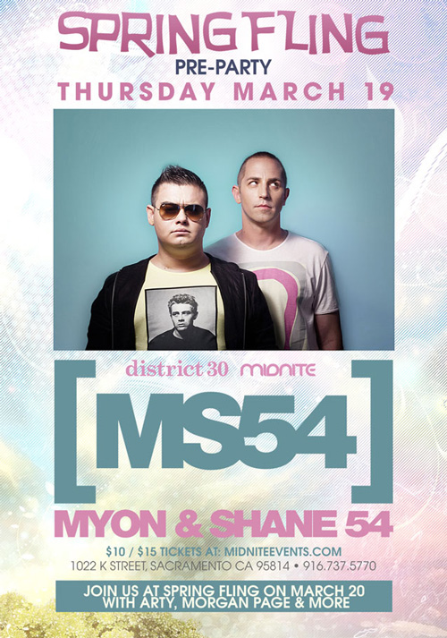 MS54 District 30 Thursday March 19th 2015