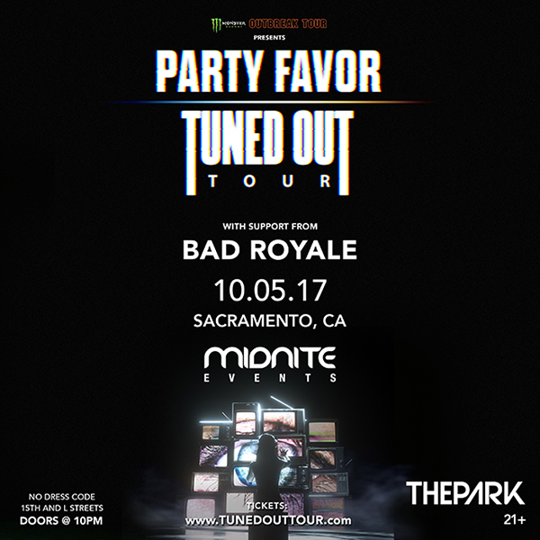Party Favor 2017 Sacramento