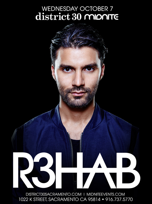 R3HAB District30 October 7th 2015