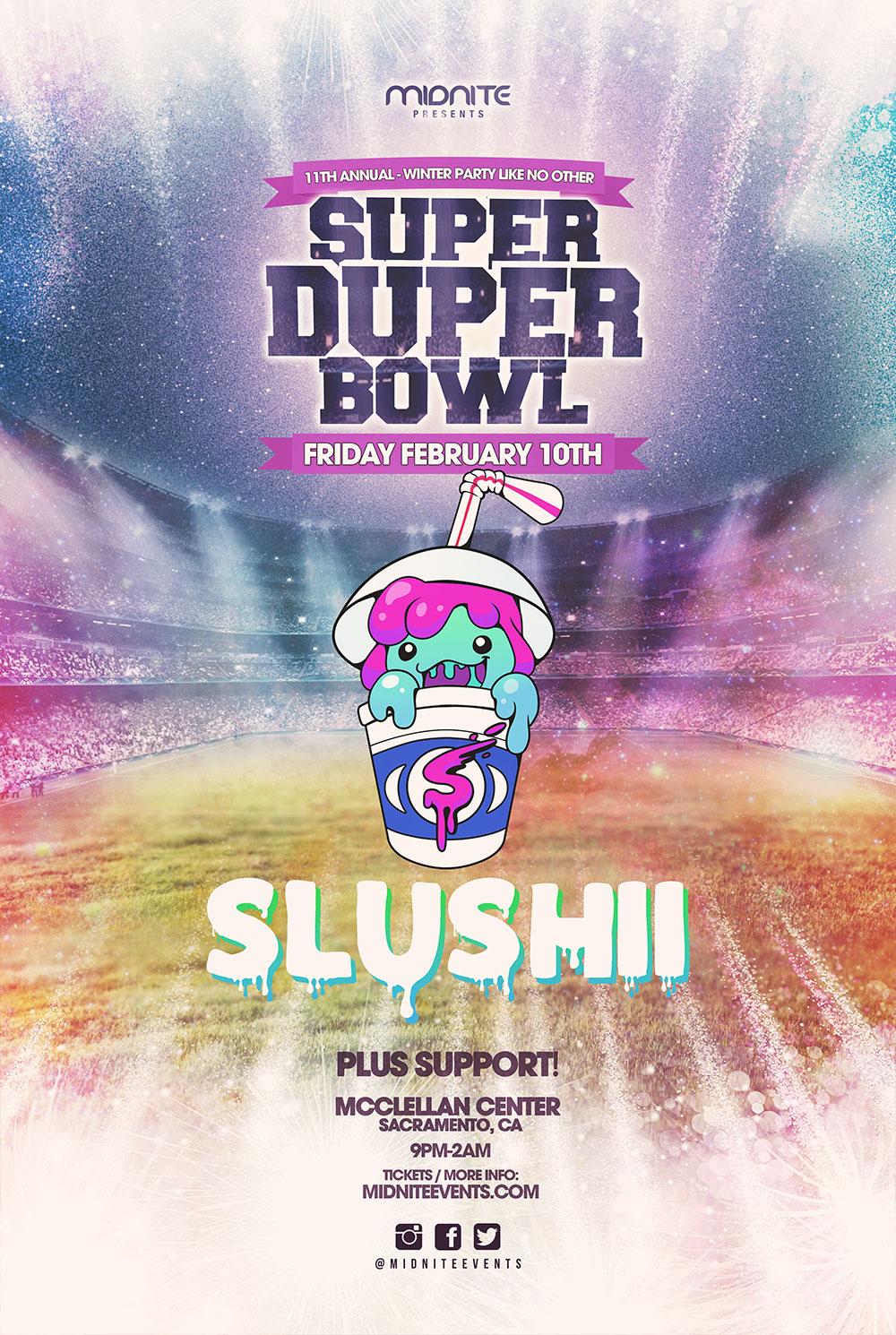Super Duper Bowl 11