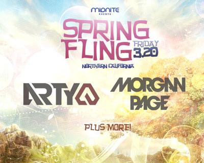 SPRING FLING 2015 - Friday March 20th