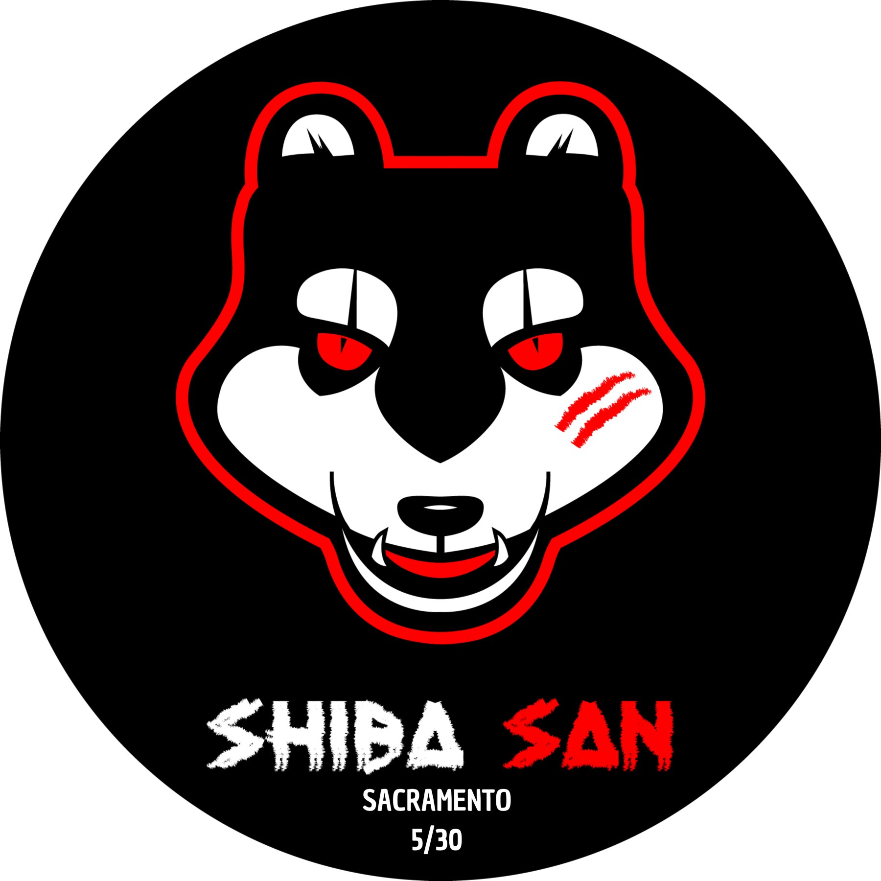 Shiba San Sacramento 2019