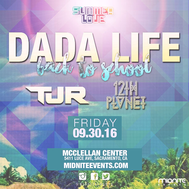SummerLove DADA LIFE 2016 tickets