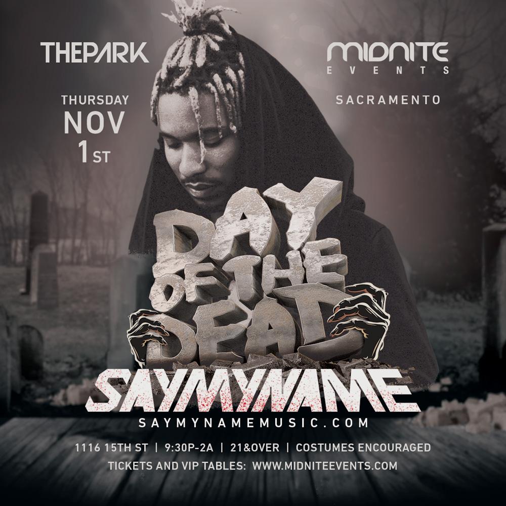 SayMyName 2018