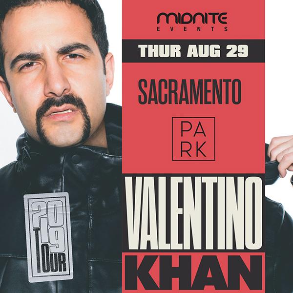 Valentino Khan Sacramento 2019