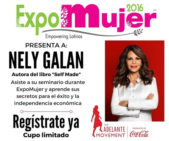 Nely Galan FREE Workshop