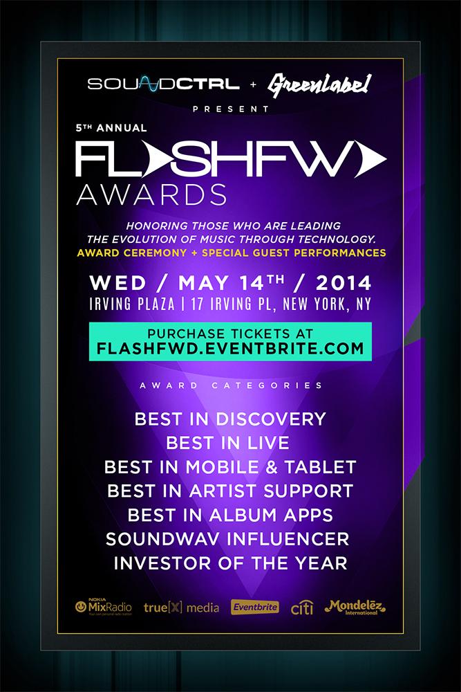FlashFWD General Admission