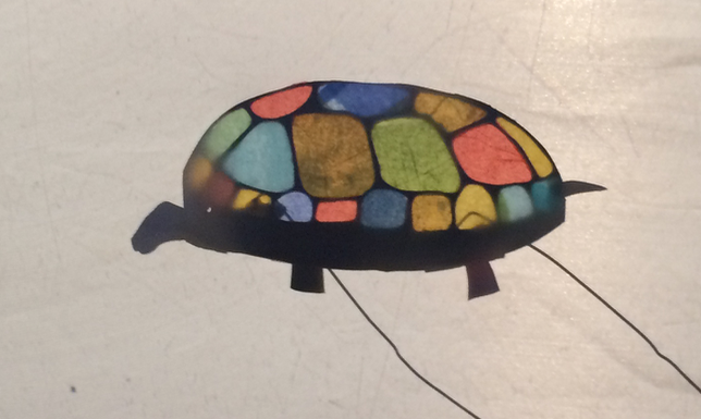 Shadow Puppet Turtle
