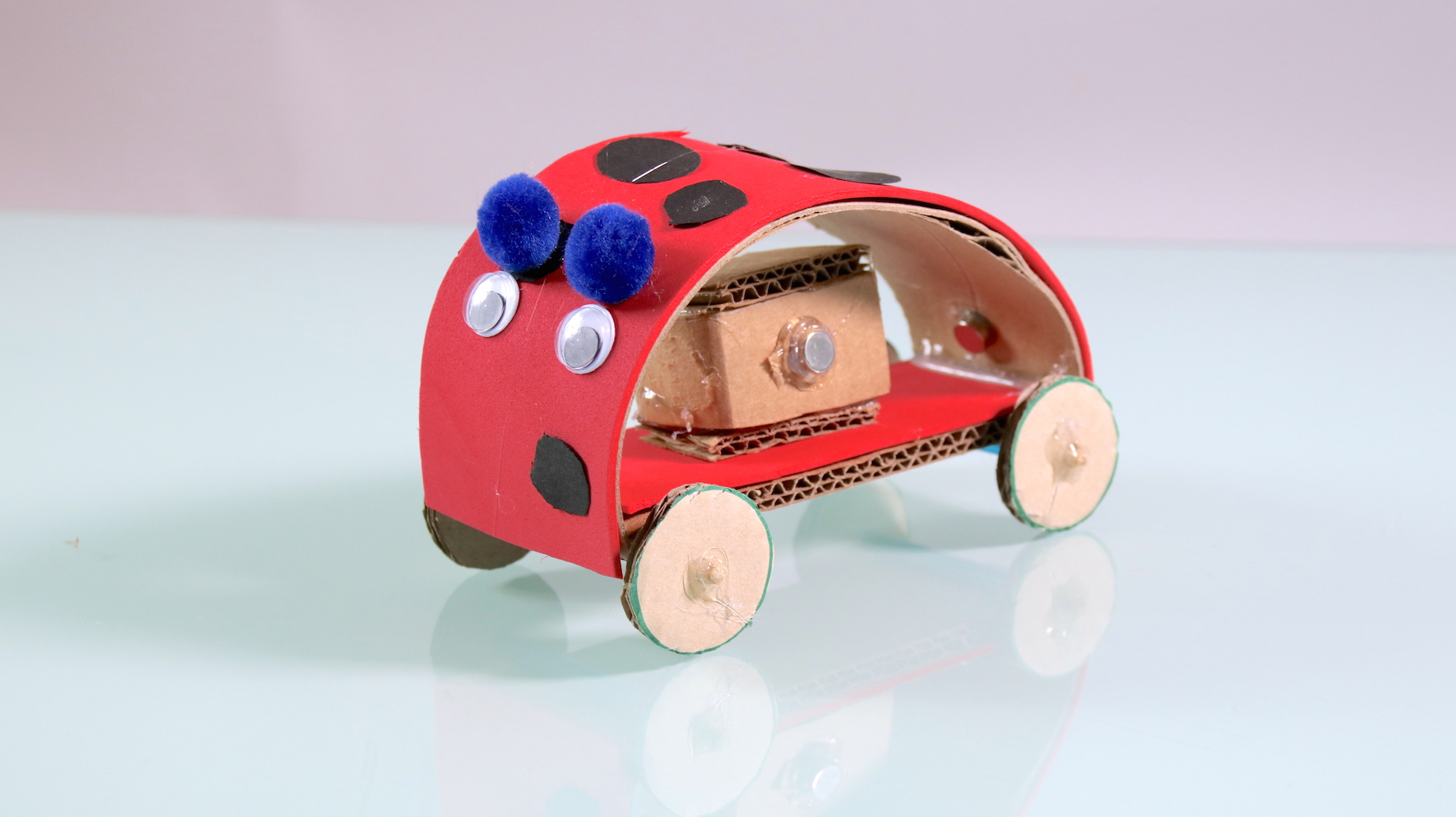 Magnet Car