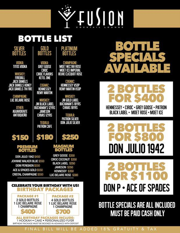 Bottle Packages