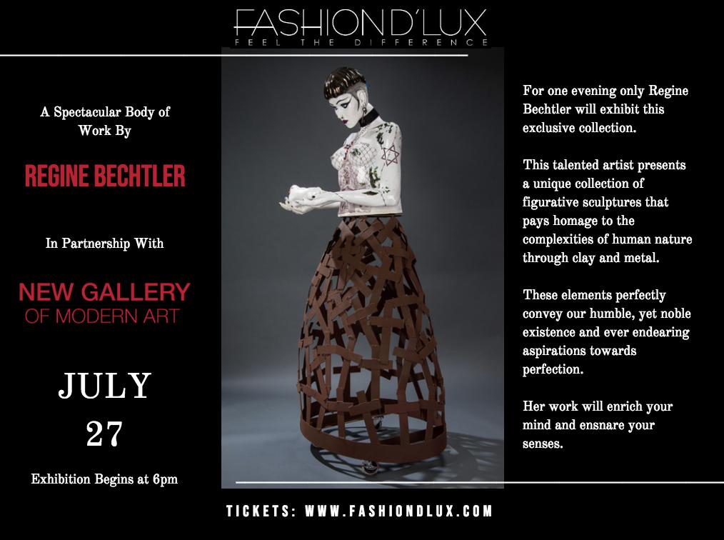 Regine Bechtler Art Exhibition