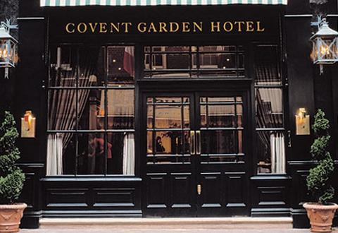 Covent Garden Hotel front