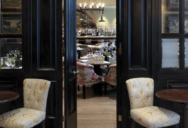 Covent Garden Hotel Lobby
