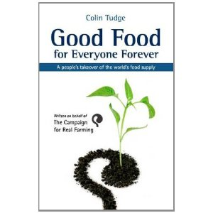 Good Food for Everyone Forever book cover