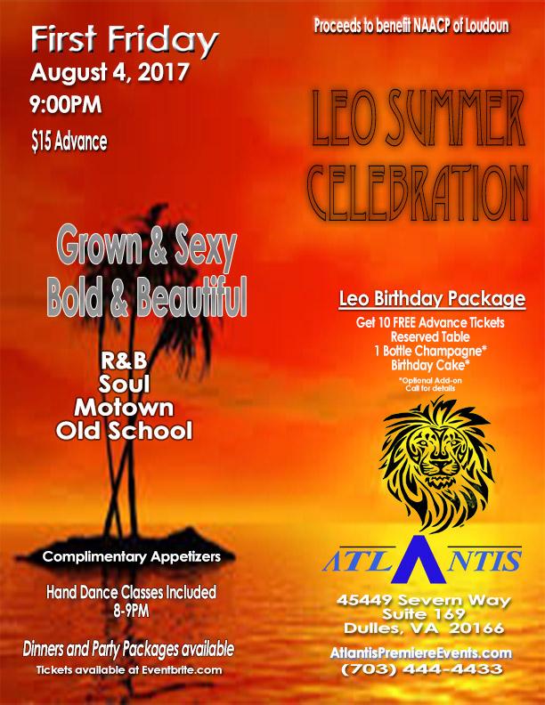 LEO Birthday Celebration