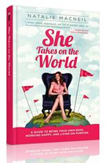 Natalie MacNeil - She Takes on the World