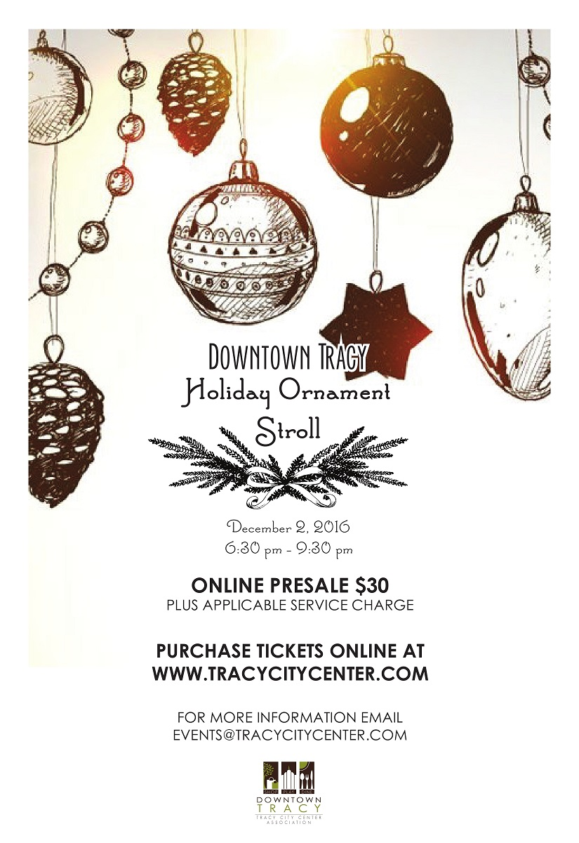 Holiday Ornament Stroll 2016
