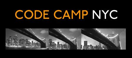 NYC Code Camp 7 (Autumn 2012)