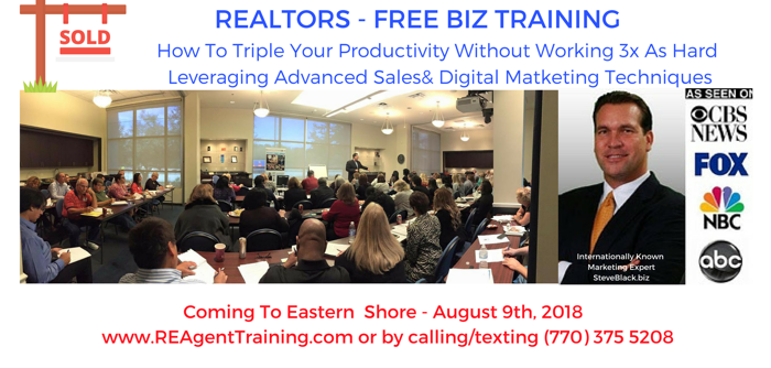 Realtor Training & Lunch