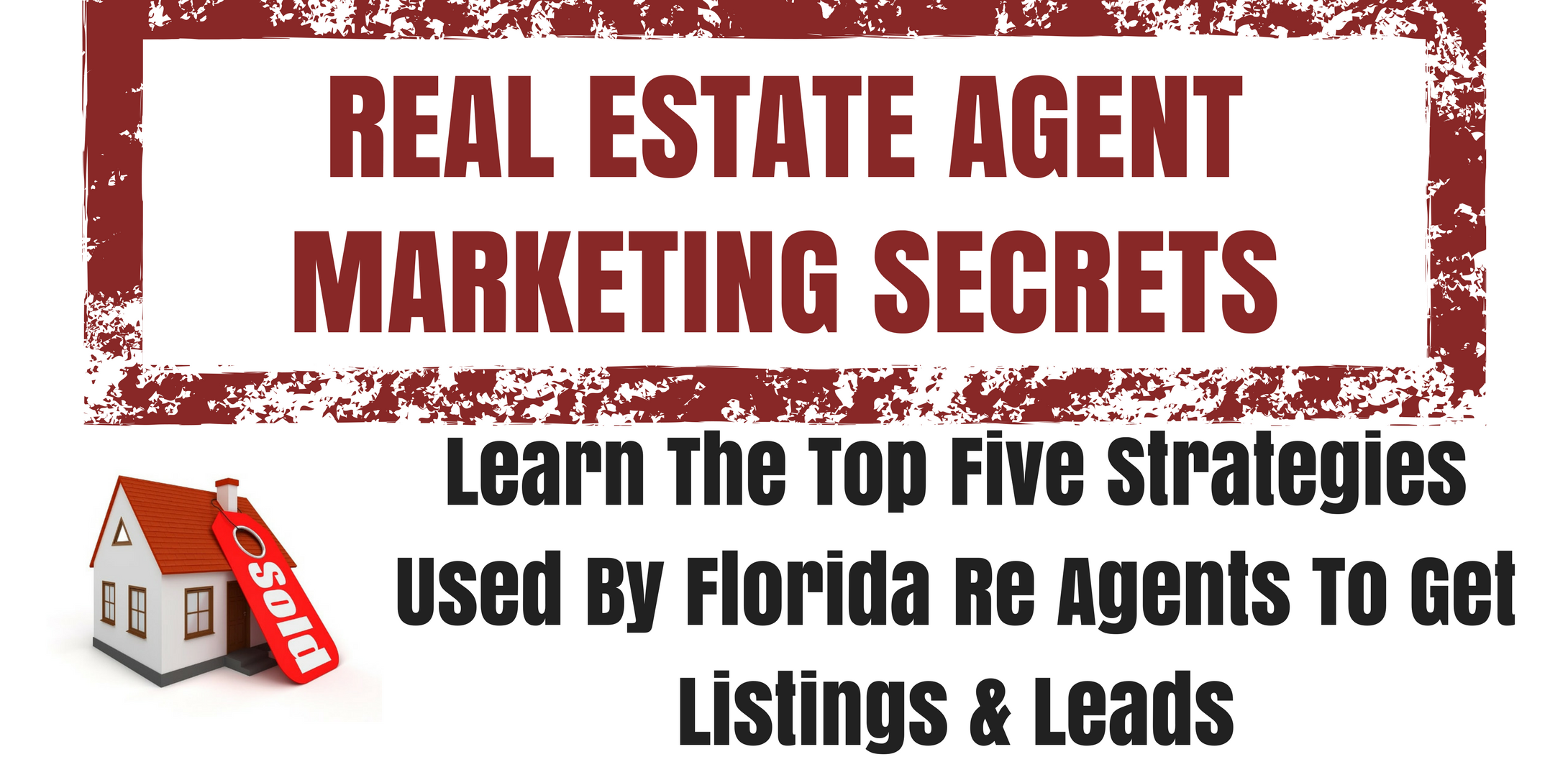 RSVP Jan 18 Free Real Estate Agent Training