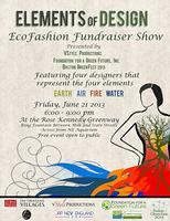 Elements of Design: EcoFashion Fundraiser Show