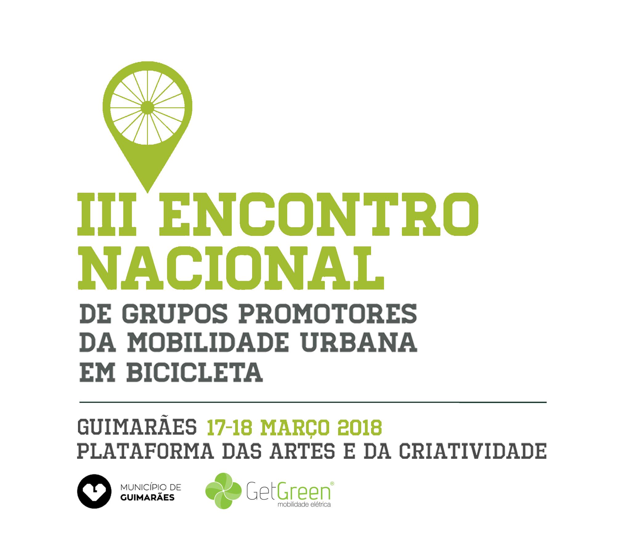 3º Encontro Nacional de Grupos Promotores da Mobilidade Urbana em Bicicleta
